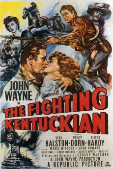 The Fighting Kentuckian - Movie Poster