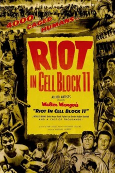 Riot in Cell Block 11 - Movie Poster