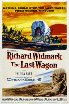 The Last Wagon - Movie Poster