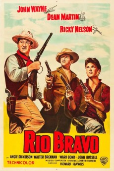 Rio Bravo - Movie Poster
