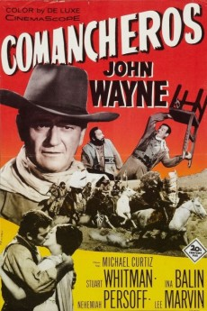The Comancheros - Movie Poster