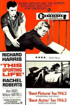 This Sporting Life - Movie Poster