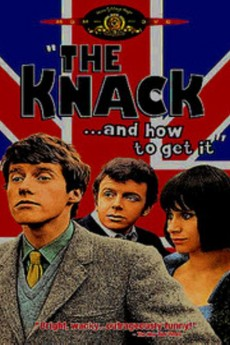 The Knack... and How to Get It - Movie Poster