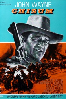 Chisum - Movie Poster