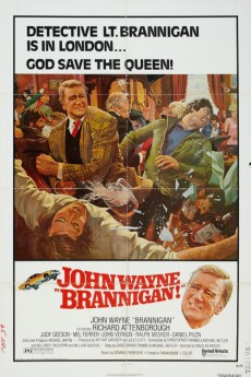 Brannigan - Movie Poster