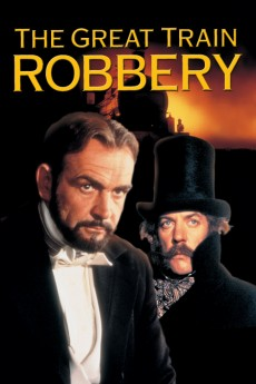 The Great Train Robbery - Movie Poster