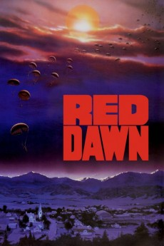 Red Dawn - Movie Poster