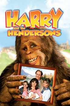 Harry and the Hendersons - Movie Poster