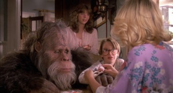 Harry and the Hendersons - Movie Scene 2