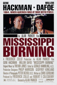 Mississippi Burning - Movie Poster