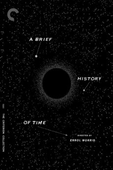 A Brief History of Time - Movie Poster