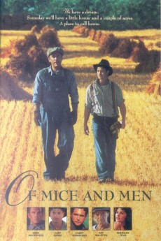 Of Mice and Men - Movie Poster