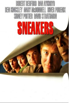Sneakers - Movie Poster