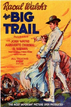 The Big Trail - Movie Poster