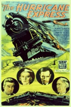 The Hurricane Express - Movie Poster