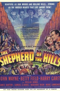 The Shepherd of the Hills - Movie Poster