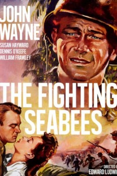 The Fighting Seabees - Movie Poster