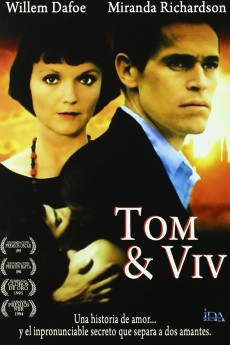 Tom & Viv - Movie Poster