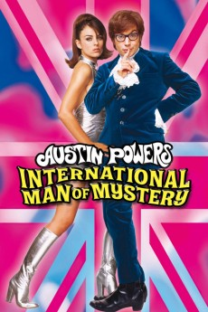 Austin Powers: International Man of Mystery - Movie Poster