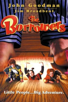 The Borrowers - Movie Poster