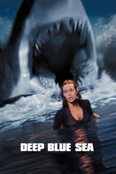 Deep Blue Sea - Movie Poster
