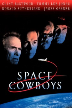 Space Cowboys - Movie Poster