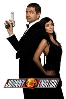 Johnny English - Movie Poster