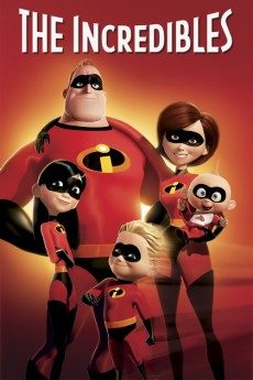 The Incredibles - Movie Poster