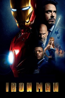 Iron Man - Movie Poster