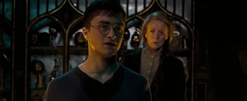 Harry Potter and the Order of the Phoenix - Movie Scene 2