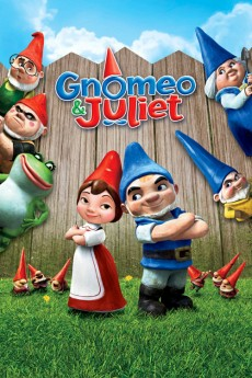 Gnomeo & Juliet - Movie Poster