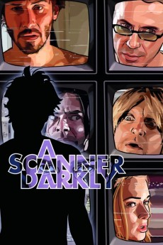 A Scanner Darkly - Movie Poster