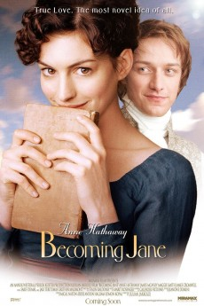 Becoming Jane - Movie Poster