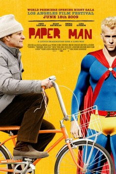 Paper Man - Movie Poster