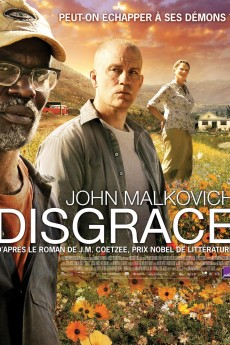 Disgrace - Movie Poster