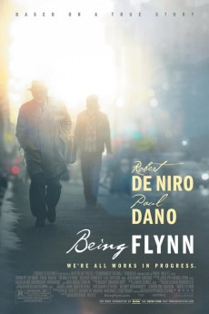 Being Flynn - Movie Poster