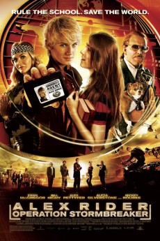 Alex Rider: Operation Stormbreaker - Movie Poster