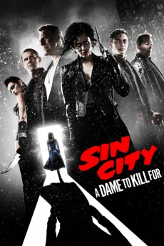 Sin City: A Dame to Kill For - Movie Poster
