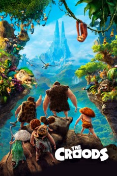The Croods - Movie Poster