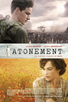 Atonement - Movie Poster