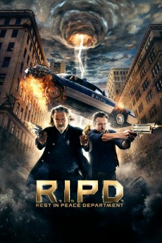 R.I.P.D. - Movie Poster
