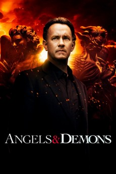 Angels & Demons - Movie Poster