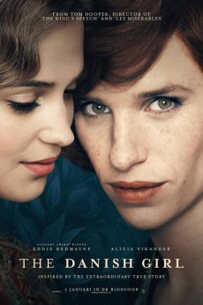 The Danish Girl - Movie Poster