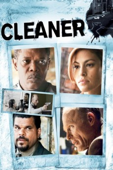 Cleaner - Movie Poster