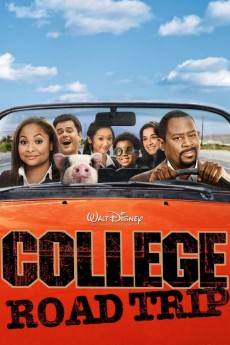 College Road Trip - Movie Poster