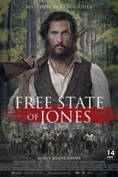 Free State of Jones - Movie Poster