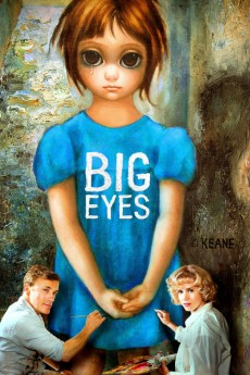 Big Eyes - Movie Poster