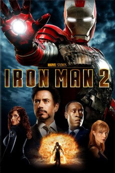 Iron Man 2 - Movie Poster