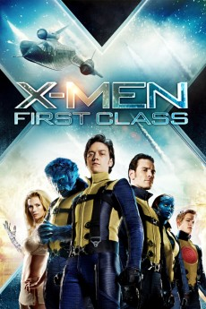 X: First Class - Movie Poster