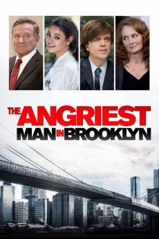 The Angriest Man in Brooklyn - Movie Poster